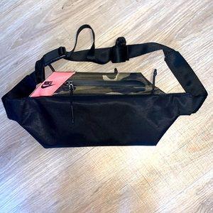 Nike airmax camo clash & Black hip pack